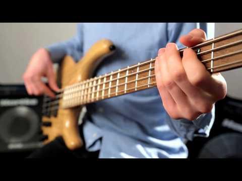 Bass Expo 2014: Bass guitar rhythm and groove
