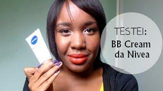 Resenha: BB cream da Nivea - Maquiagem pele negra | Hey Cute por Karla Lopes