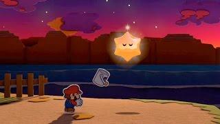 Paper Mario: Color Splash - Part 37 - [Orange Chapter Conclusion] - Stick a Cork in it!