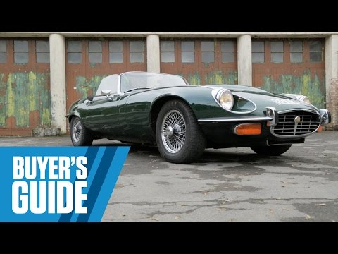 Jaguar E-Type | Buyer's Guide