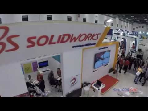 MAKTEK Avrasya Fuarı Ses3000 CNC