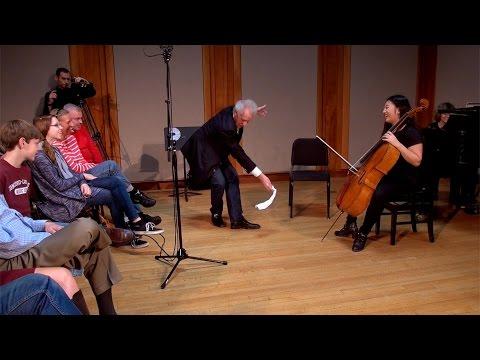 Interpretation Class: Haydn - Cello Concerto No. 2 in D Major