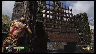 God of War 4!!! Часть№ 5 (Вот это поворот!!!)