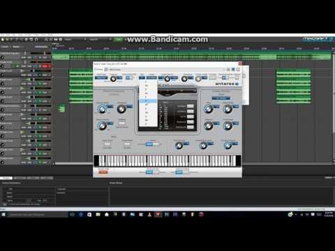 How To Get Auto Tune T Pain Effect Into Audacity смотреть видео