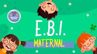 ESCOLA BÍBLICA INFANTIL - 11/07/21 - MATERNAL