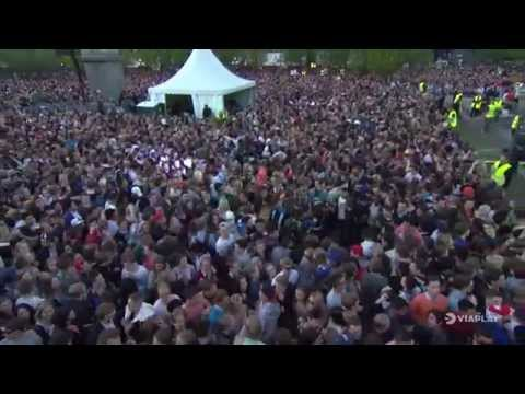 AN21 - Live at Size in the Park Stockholm 17-05-2014