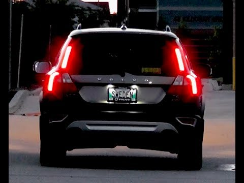 Taillights upgrade on Volvo XC70/V70 2008-2013