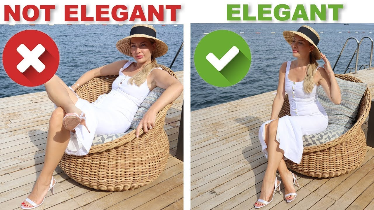 7 Signs That Tell You're Not Elegant!