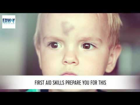 Child Care First Aid   Edway Training Sydney   Facebook Video