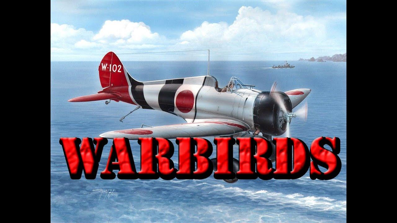 Download Warbirds, Mitsubishi A5M 'Claude'