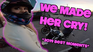 Rudi's 2019 Funniest / Best Moments - We made her Cry!