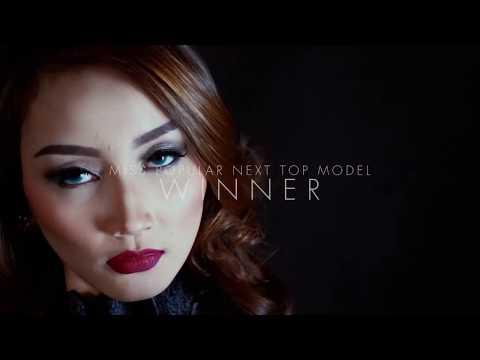 Sang Penantang Pertama | ANDREA Aylin | Miss POPULAR 2017 Next Top Model