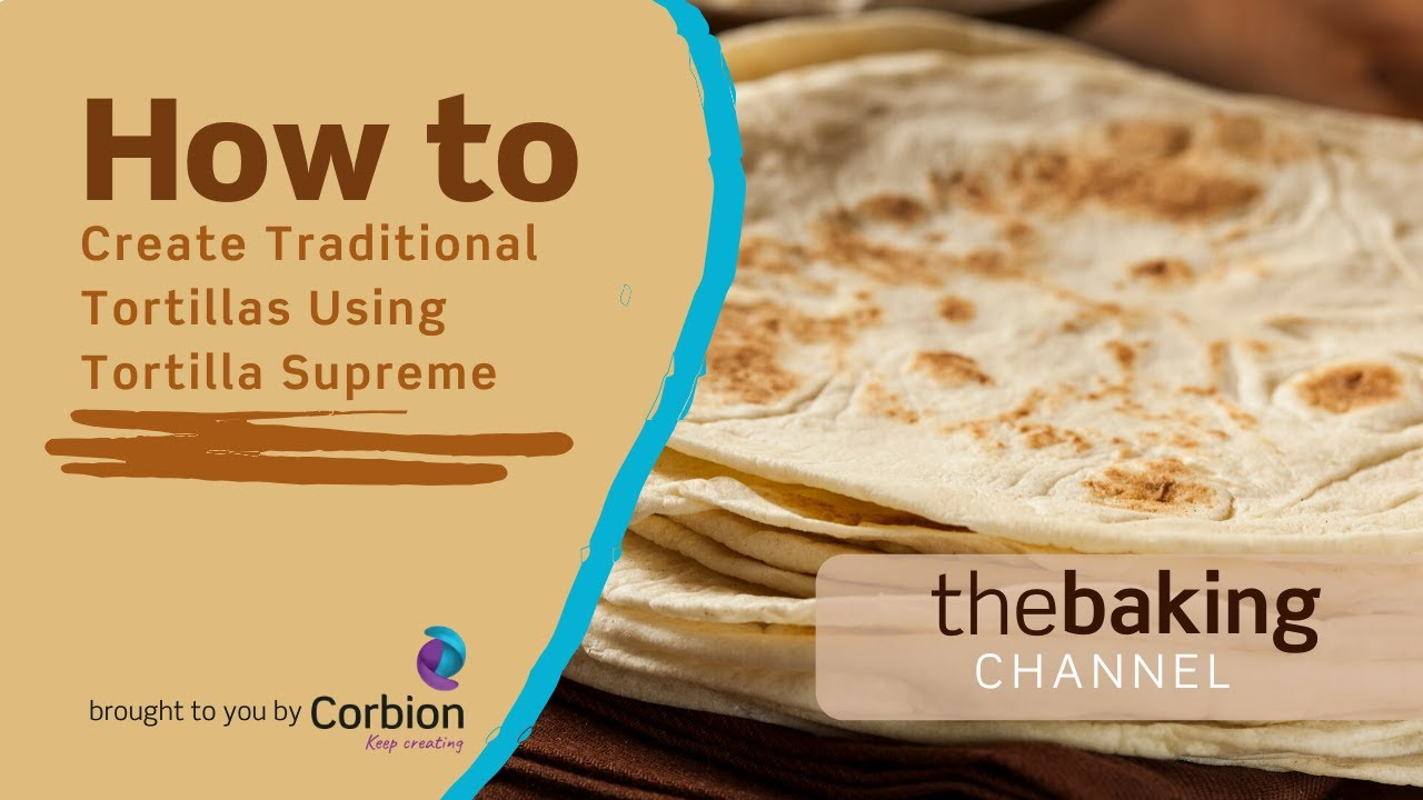 How to Create Traditional Tortillas Using Tortilla Supreme