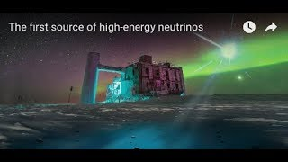The first source of high-energy neutrinos thumbnail