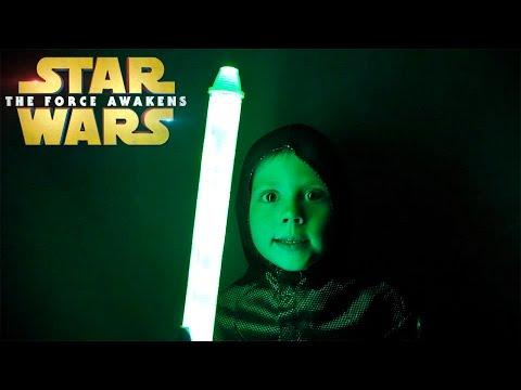 ЗВЁЗДНЫЕ ВОЙНЫ Игрушки Пробуждение Силы, #Даник и Кайло Рен. STAR WARS Toys