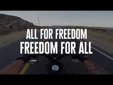 All for Freedom. Freedom for All.