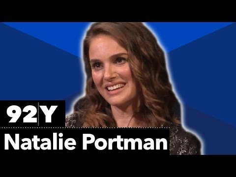 Natalie Portman on A Tale of Love and Darkness: Reel Pieces with Annette Insdorf