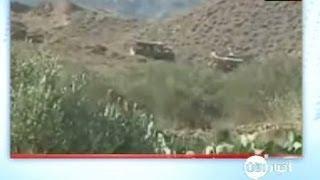 الجيش الجزائري يقتل ثلاثة مسلحين تسللوا من تونس