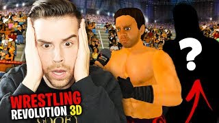 YOU WILL NEVER GUESS WHO MY PARTNER IS!! | WR3D Career Mode (Wrestling Revolution 3D)