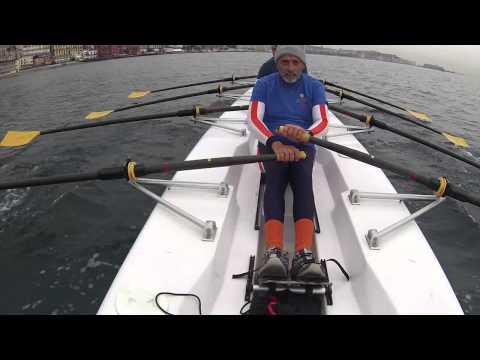 Coastal rowing a Posillipo - Tiber rc