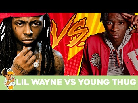 Lil Wayne poursuit en justice Young Thug ?!!