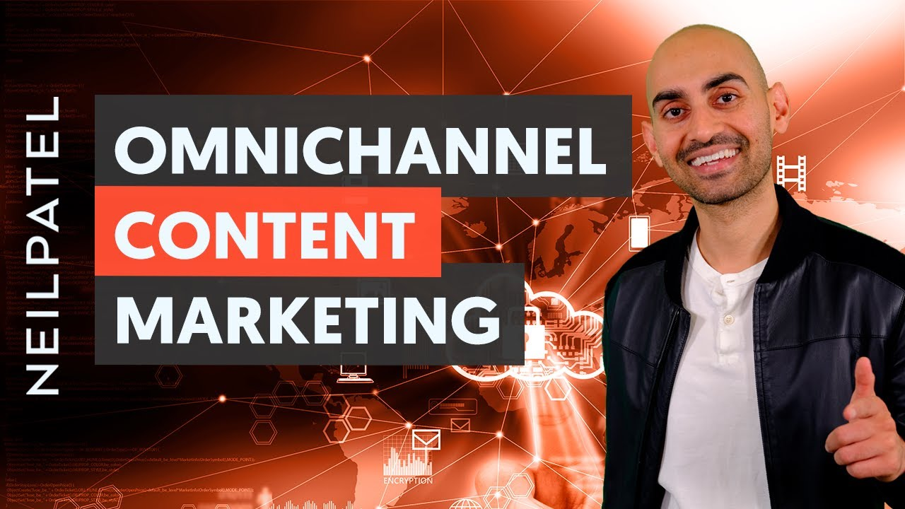 Go Omni Channel With Your Content Marketing - Module 4 - Lesson 3 - Content Marketing Unlocked