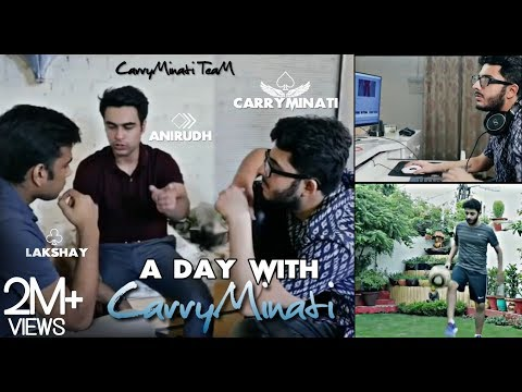 Interview with Carryminati | Full Interview | Ajey Nagar |Backstage with Carryminati |