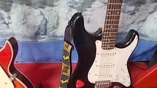 기타 멜로듸 연주.연습 취미활동