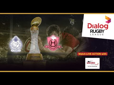 Police SC vs Havelock SC - Dialog Rugby League 2017/18 Match #44