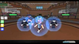 Playing ROBLOX epic minis games YAY