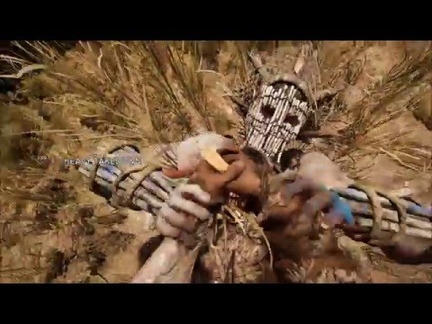 Far Cry Primal Stealth Kills 3 (1080p60Fps)