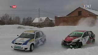 Зимние рыцари автоспорта. Состоялся финал Чемпионата России по трековым гонкам