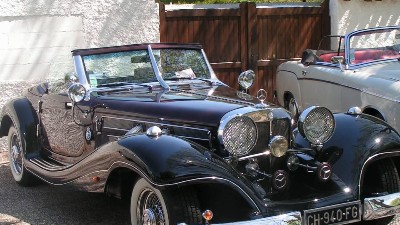 awesome classic cars, Exposition de voitures de collection au parc ...