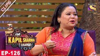bharti kapil sharma show