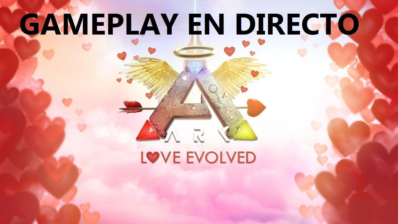 Ark Survival Evolved en DIRECTO - GAMEPLAY
