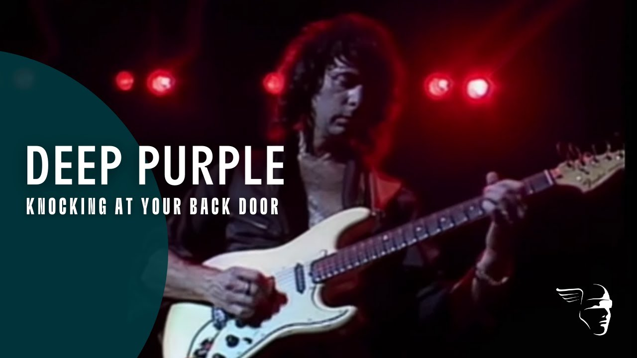 Deep Purple - Knocking at Your Back Door (Perfect Strangers)