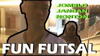 Main Futsal di temenin PACAR Fun Futsal with FBI Lung