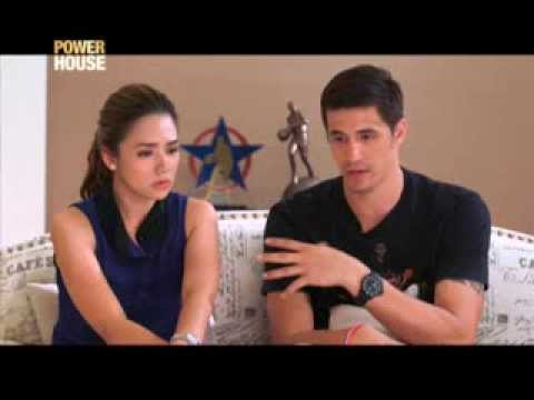 Powerhouse: Danica and Marc Pingris