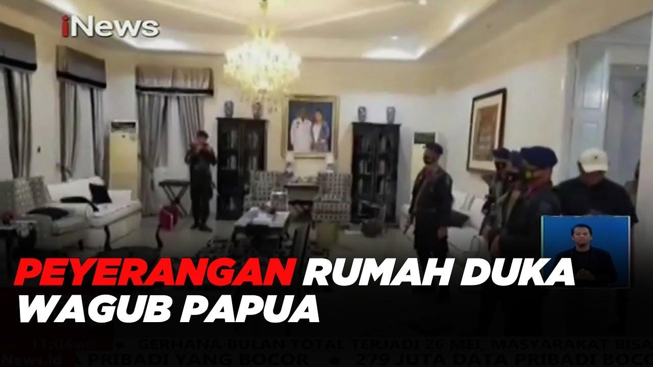 Penyerangan di Rumah Duka Klemen Tinal, Papua - iNews Siang 23/05