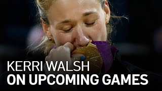 Kerri Walsh Jennings Hopeful for Her Sixth Olympic Games