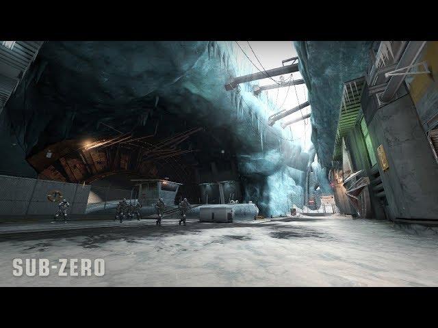 Subzero - nowa mapa CS:GO
