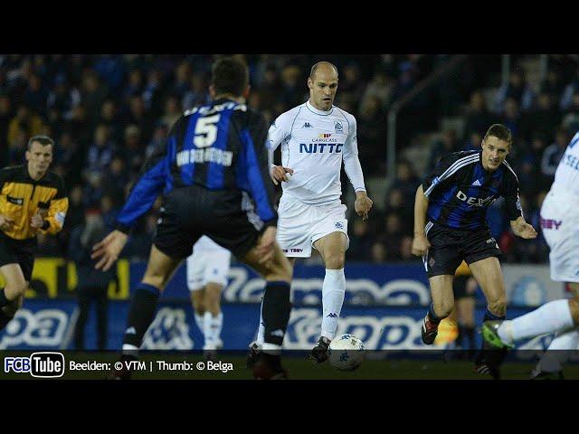 2003-2004 - Jupiler Pro League - 18. Racing Genk - Club Brugge 1-0
