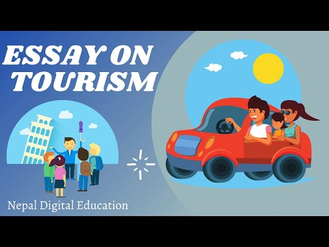 Essays about tourism and travel