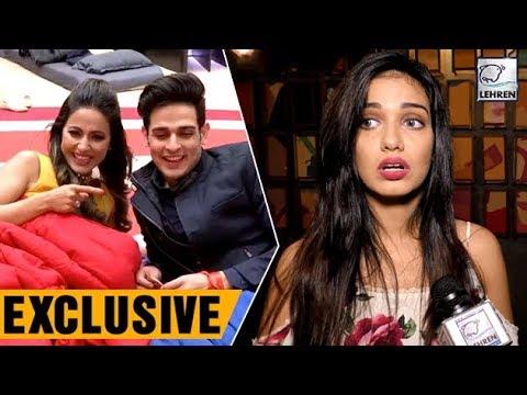 Divya Agarwal REACTS On Priyank & Hina's Link Up In Bigg Boss 11