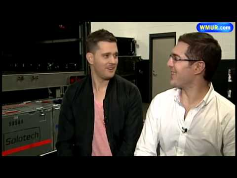 Michael Buble's Trombone Man, Nick Vayenas