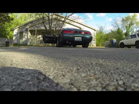 Project LS2 S14 exhaust clip