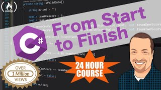 Create a C# Application from Start to Finish - Complete Course ...
