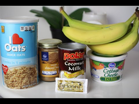 EASY High Protein Smoothie: Meal