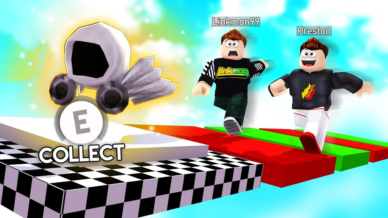 Roblox 1v1 Obby Race For World S Most Expensive Dominus Youtube