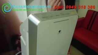 Đánh giá máy lọc không khí Panasonic PXH55A chính hãng